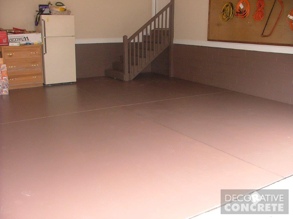 Residential Gallery Decorative Concrete Inc