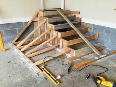 DC-fresh-poured-garage-steps-2