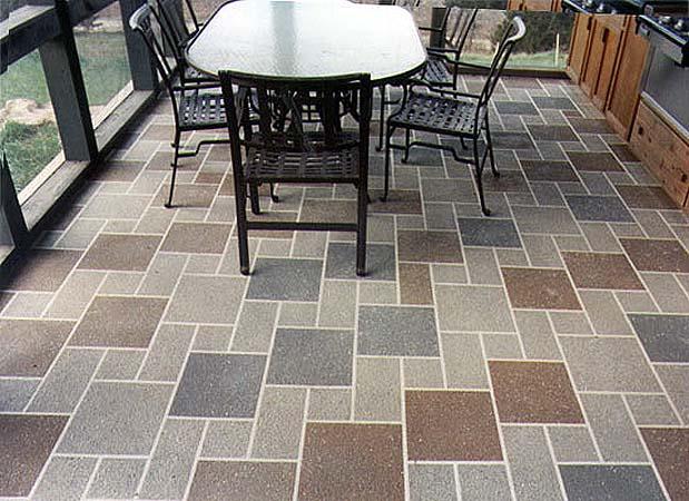 Diy Patio Flooring Cheap